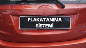 plaka tanıma sistemi