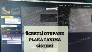 Ücretli Otopark Plaka Tanıma Sistemi
