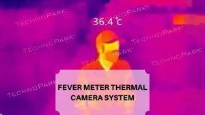 Fever Meter Thermal Camera System