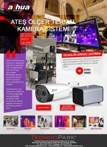 Technopark Yüz Tanıma Ve Ateş Ölçme Kamera