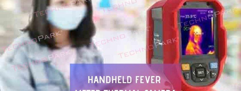 Handheld Fever Meter Thermal Camera