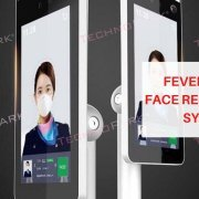 Fever Meter Face Recognition System