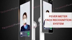 Fever Meter Face Recognition System