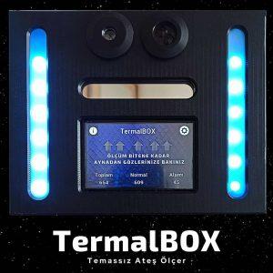 Ateş Ölçer Termal Box