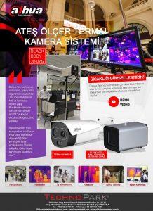 Dahua Ateş Ölçer Termal Kamera Sistemi
