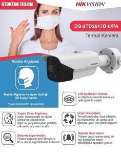 Hikvisıon Termal Kamera Sistemi
